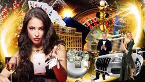 白熱するギャンブル